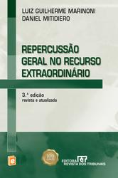 Repercussão geral no recurso extraordinário - Ed. 2012
