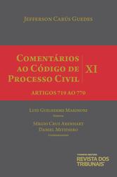 Comentários ao Código de Processo Civil: artigos 719 ao 770 - Ed. 2016