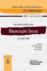 Organizações Sociais - Lei 9.637/1998 - Ed. 2020