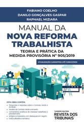 Manual da Nova Reforma Trabalhista - Ed. 2020