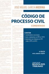 Código de Processo Civil Comentado - Ed. 2020