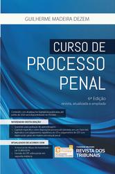Curso de Processo Penal - Ed. 2020