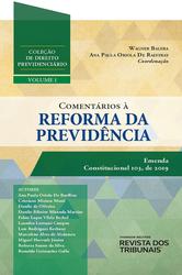 Comentários à Reforma da Previdência - Ed. 2020