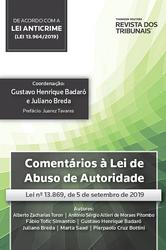 Comentários à Lei de Abuso de Autoridade - Ed. 2020