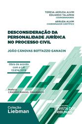 Desconsideração da Personalidade Jurídica no Processo Civil - Ed. 2020