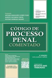 Código de Processo Penal Comentado - Ed. 2020