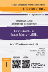Agência Nacional de Energia Elétrica – Aneel: Lei Nº 9.427, de 26 de Dezembro de 1996 - Ed. 2021