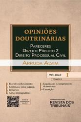 Opiniões Doutrinárias - Vol. I - Tomo II - Ed. 2021