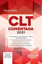 Clt Comentada - Ed. 2021