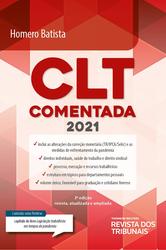 Conteúdo Extra Proview - Clt Comentada - Ed. 2021