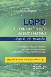 Lgpd - Lei Geral de Proteção de Dados Pessoais: Manual de Implementação - Ed. 2021