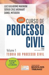 Novo Curso de Processo Civil - Volume 1 - Edição 2017