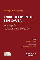 Enriquecimento Sem Causa - Ed. 2018