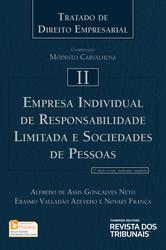 Tratado de Direito Empresarial - Vol. 2 - Ed. 2018