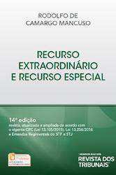 Recurso Extraordinário e Recurso Especial - Ed. 2018