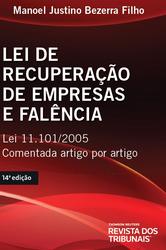 Lei de Recuperação de Empresas e Falência - Ed. 2019