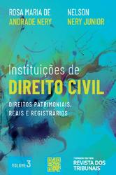 Instituições de Direito Civil - Vol. 3 - Ed. 2019