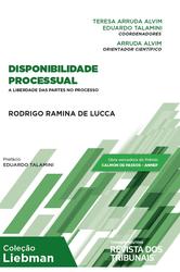 Disponibilidade Processual - Ed. 2019