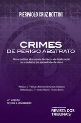 Crimes de Perigo Abstrato - Ed. 2019