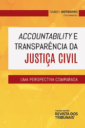 Accountability e Transparência da Justiça Civil - Ed. 2019