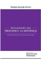 Nulidades do Processo e da Sentença - Ed. 2019