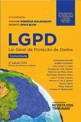 Lgpd Lei Geral de Proteção de Dados Comentada - Ed. 2019