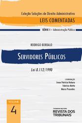 Servidores Públicos – Lei 8.112/1990 - Ed. 2020