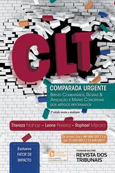 Clt Comparada Urgente - Ed. 2018