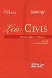 Leis Civis Comentadas e Anotadas - Ed. 2019