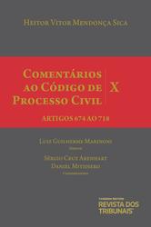 Comentários ao Cpc - V. X - Marinoni - Edição 2016