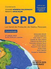 Lgpd - Lei Geral de Proteção de Dados Pessoais Comentada - Ed. 2021