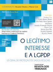O Legítimo Interesse e a Lgpdp - Ed. 2021