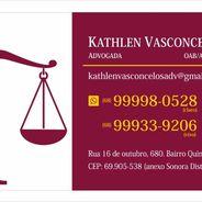 Kathlen | Advogado | Guarda Compartilhada em Brasileia (AC)