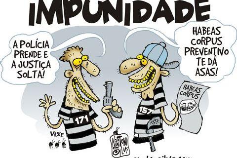 Resultado de imagem para impunidade