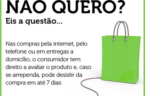268e7ced1a Lei garante troca de produto comprado pela internet