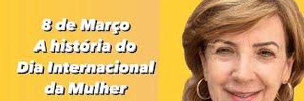 [Vídeo] Dia Internacional das Mulheres - origem e história da comemoração do 08 de março