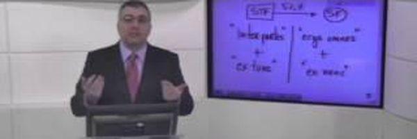 Palestra do Prof. André Figaro | Abstrativização dos efeitos da declaração de inconstitucionalidade no controle difuso