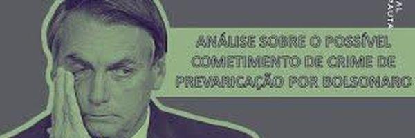 Análise sobre a decisão de Rosa Weber e a manifestação da PGR sobre o suposto crime de prevaricação por Bolsonaro.