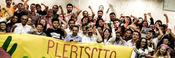 """O básico sobre o """"plebiscito constituinte"""" que quer mudar o Brasil – Parte 1"""