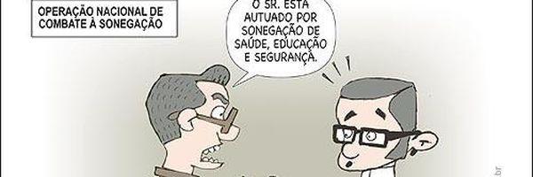 Sonegar imposto é errado? Nem sempre. No Brasil, é legítima defesa.