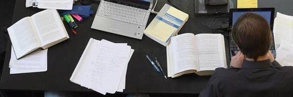 11 erros fatais na hora de estudar para concursos públicos