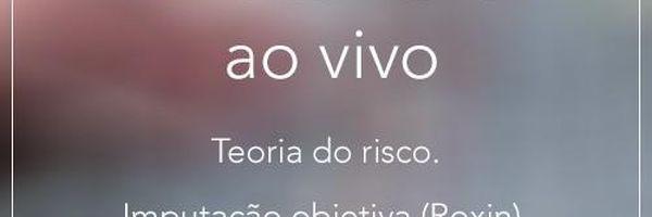 Direito Penal Ao Vivo: 04 Fev às 15h (horário de Brasília)