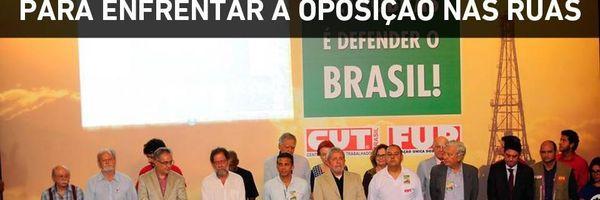 Discurso de Lula na ABI assusta! O exército vermelho pronto para apunhalar o Estado Democrático de Direito