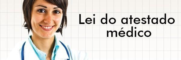 A lei do atestado médico e a impunidade
