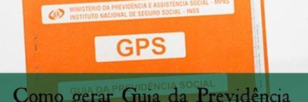 Como gerar Guia da Previdência Social (GPS) pela internet - tutorial