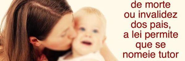 Na morte dos pais, com quem ficam os filhos menores?