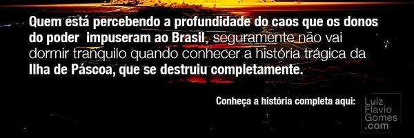 Brasil: crises, caos, colapso e a bomba relógio da implosão social