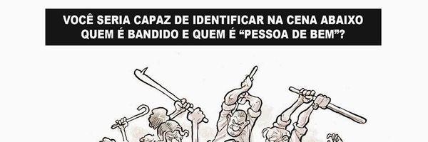 A história do ódio no Brasil