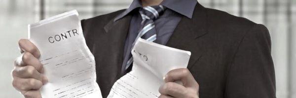 Rescisão de contrato de compra e venda de imóvel