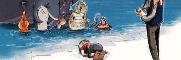 Quem chora pelo menino sírio Aylan Kurdi?